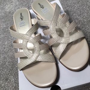 East 5th brand Sandals Size 9 Beige